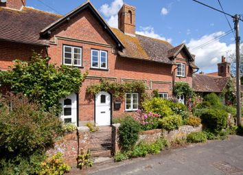 Thumbnail 2 bed cottage for sale in The Street, Sutton Waldron, Blandford Forum