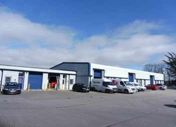 Thumbnail Commercial property for sale in Heathlands Industrial Estate, Station Road, Liskeard, Cornwall