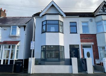 Thumbnail 4 bed semi-detached house for sale in Thirlmere Drive, Wallasey