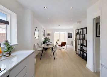 Thumbnail 4 bed terraced house for sale in Bellingham Road, London