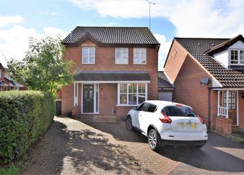Thumbnail 3 bedroom detached house for sale in Gallery Close, Northampton