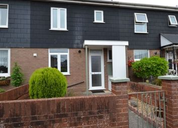 Thumbnail 3 bedroom terraced house to rent in Chanter Court, Bishop Westall Road, Exeter
