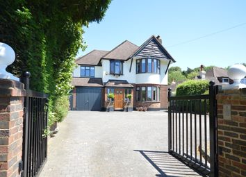 Thumbnail 5 bed detached house for sale in Epsom Lane North, Epsom