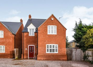 Thumbnail 3 bed detached house for sale in Queens Road, Wisbech