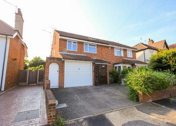 Thumbnail 4 bed semi-detached house for sale in Beresford Road, London