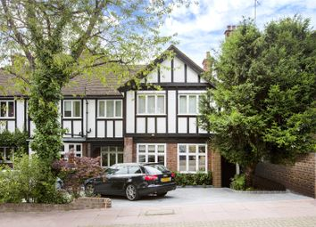 Thumbnail 2 bed flat to rent in West Heath Road, London