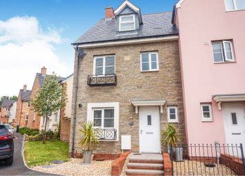 4 bed end terrace house for sale in Ffordd Y Draen, Bridgend CF35