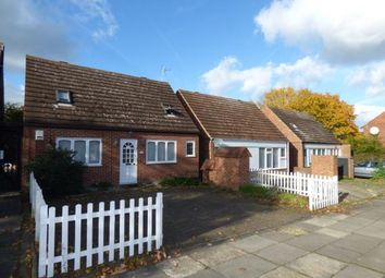 Thumbnail 4 bed bungalow for sale in Butlers Grove, Great Linford, Milton Keynes, Buckinghamshire