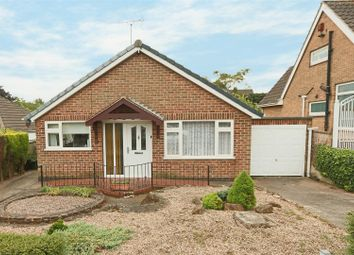 Thumbnail 2 bed detached bungalow for sale in Drummond Drive, Nuthall, Nottingham