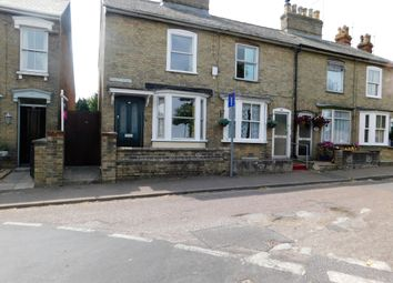 Thumbnail 2 bedroom end terrace house to rent in Kings Road, Bury St. Edmunds
