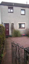 Thumbnail 2 bed terraced house to rent in Ravensby Road, Carnoustie, Angus