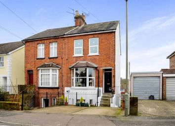 Thumbnail 2 bed maisonette for sale in Earlsbrook Road, Earlswood, Redhill, Surrey