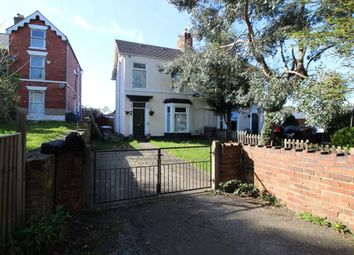Thumbnail 4 bedroom semi-detached house for sale in Sheffield Road, Chesterfield