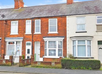 Thumbnail 3 bed terraced house for sale in Grosvenor Road, Skegness, Lincs