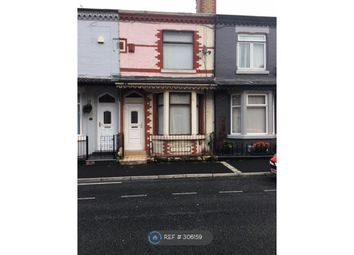 Thumbnail 2 bed terraced house to rent in Muriel Street, Liverpool