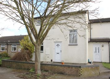 Thumbnail 2 bed terraced house for sale in Rowlands Close, Foxton, Cambridge