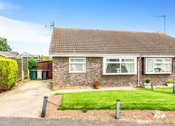 Thumbnail 2 bed semi-detached bungalow for sale in Holden Drive, Burgh Le Marsh, Skegness