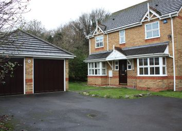Thumbnail 4 bed detached house to rent in Aberaman, Emmer Green, Reading, Berkshire