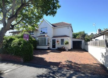 Thumbnail 3 bed semi-detached house for sale in Kellaway Avenue, Bristol