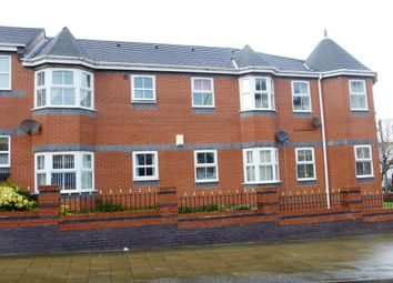 Thumbnail 2 bed flat for sale in Victoria Parade, New Brighton, Wallasey
