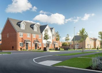 """Thumbnail 3 bedroom terraced house for sale in """"The Chichester Hulsfield Terrace"""" at Shopwhyke Road, Chichester"""