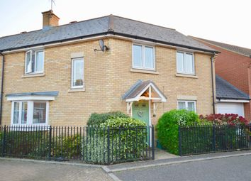 Thumbnail 3 bed semi-detached house for sale in Oak Manor View, Great Leighs, Chelmsford