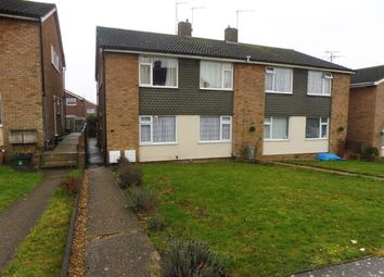 Thumbnail 2 bedroom maisonette to rent in Suffolk Close, Colchester