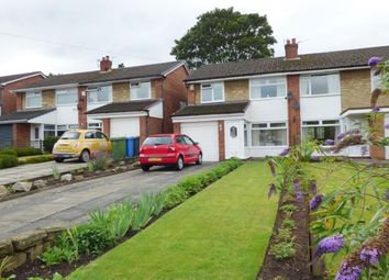 Thumbnail 3 bed semi-detached house for sale in Dairy Farm Close, Lymm, Cheshire