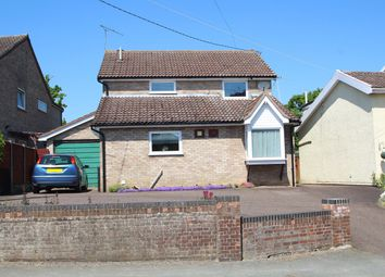 Thumbnail 5 bed detached house for sale in Poplar Hill, Stowmarket