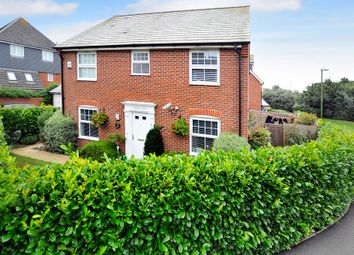 Thumbnail 4 bed detached house for sale in Olliver Acre, Wick, Littlehampton