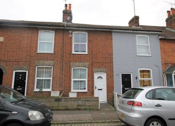 Thumbnail 2 bed terraced house to rent in Albert Street, Colchester, Essex