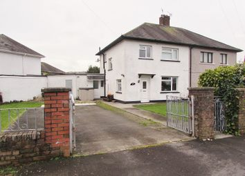 Thumbnail 3 bed semi-detached house for sale in 7 Ton-Y-Groes, Pencoed, Bridgend.