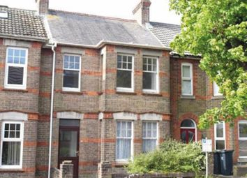 Thumbnail 3 bed terraced house for sale in Damers Road, Dorchester, Dorset