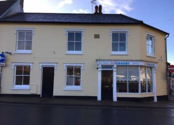 Thumbnail 2 bed cottage to rent in Castle Street, Framlingham, Woodbridge