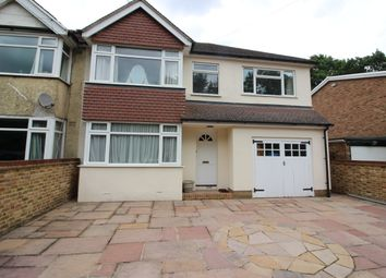 Thumbnail 5 bed semi-detached house for sale in Old Kingston Road, Worcester Park