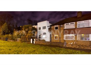 Thumbnail 2 bed flat to rent in Morden Road, Morden