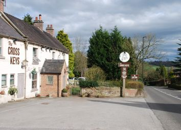 Thumbnail Pub/bar for sale in Ashbourne Road, Turnditch Derbyshire