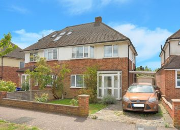 Thumbnail 3 bed semi-detached house for sale in Hammers Gate, St. Albans