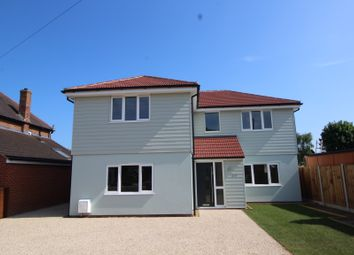 Thumbnail 4 bed detached house for sale in Shrub End Road, Colchester