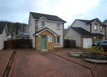 Thumbnail 3 bed detached house for sale in Calico Way, Lennoxtown, Glasgow