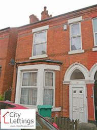 Thumbnail 2 bed end terrace house to rent in Exeter Road, Forest Fields, Nottingham