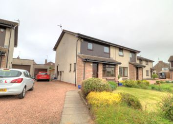 Thumbnail 3 bed semi-detached house for sale in The Maltings, Montrose