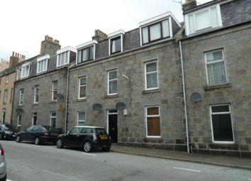 Thumbnail 1 bed flat to rent in Rosebank Place G/R, Aberdeen