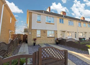 Thumbnail 2 bedroom end terrace house for sale in Maesglas Road, Newport