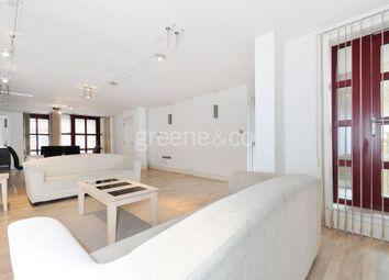 Thumbnail 3 bed flat to rent in Eagle Works West, 56 Quaker Street, London