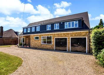 Thumbnail 5 bed detached house for sale in Links Approach, Flackwell Heath, High Wycombe, Buckinghamshire