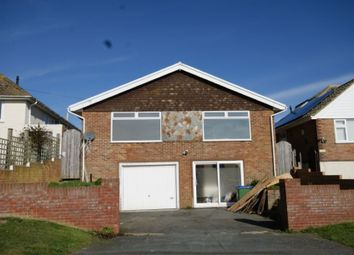 Thumbnail 4 bed detached house for sale in Rodmell Avenue, Saltdean, Brighton