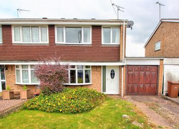Thumbnail 3 bed semi-detached house for sale in Fairmount Way, Etchinghill, Rugeley