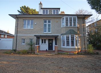 Thumbnail 5 bed detached house for sale in St. Winifreds Road, Bournemouth, Dorset