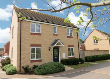 Thumbnail 3 bed detached house for sale in Shelsley Walsh Rise, Bourne